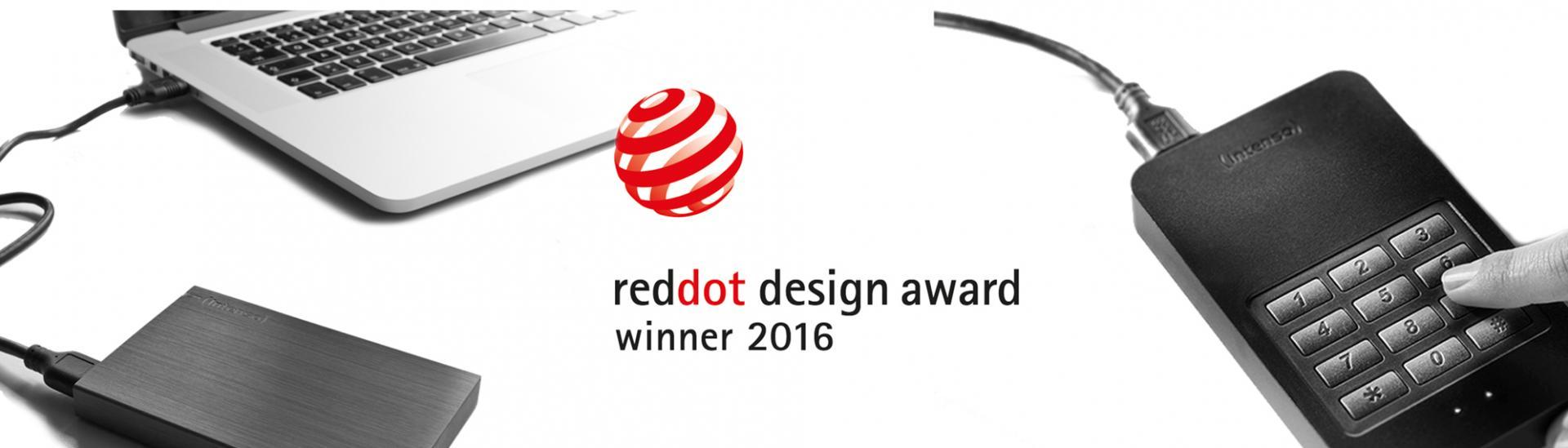 Red Dot Award Intenso